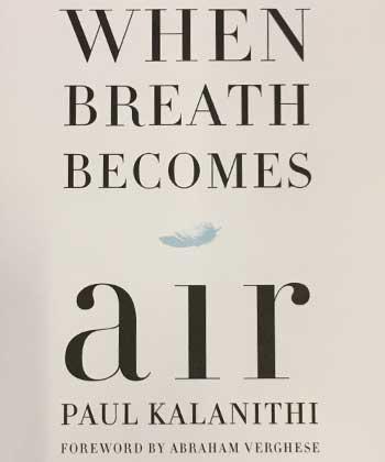 When Breath Becomes Air Ladro Book Club