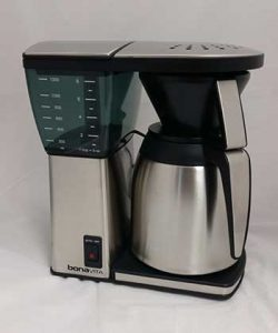 Making Home Brewing Easy with a Bona Vita 8 Cup Brewer
