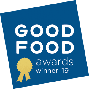Good Food Awards winner '19