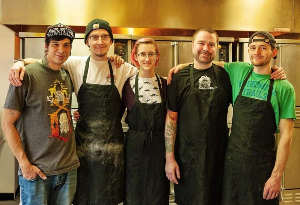Ladro Bakery Team